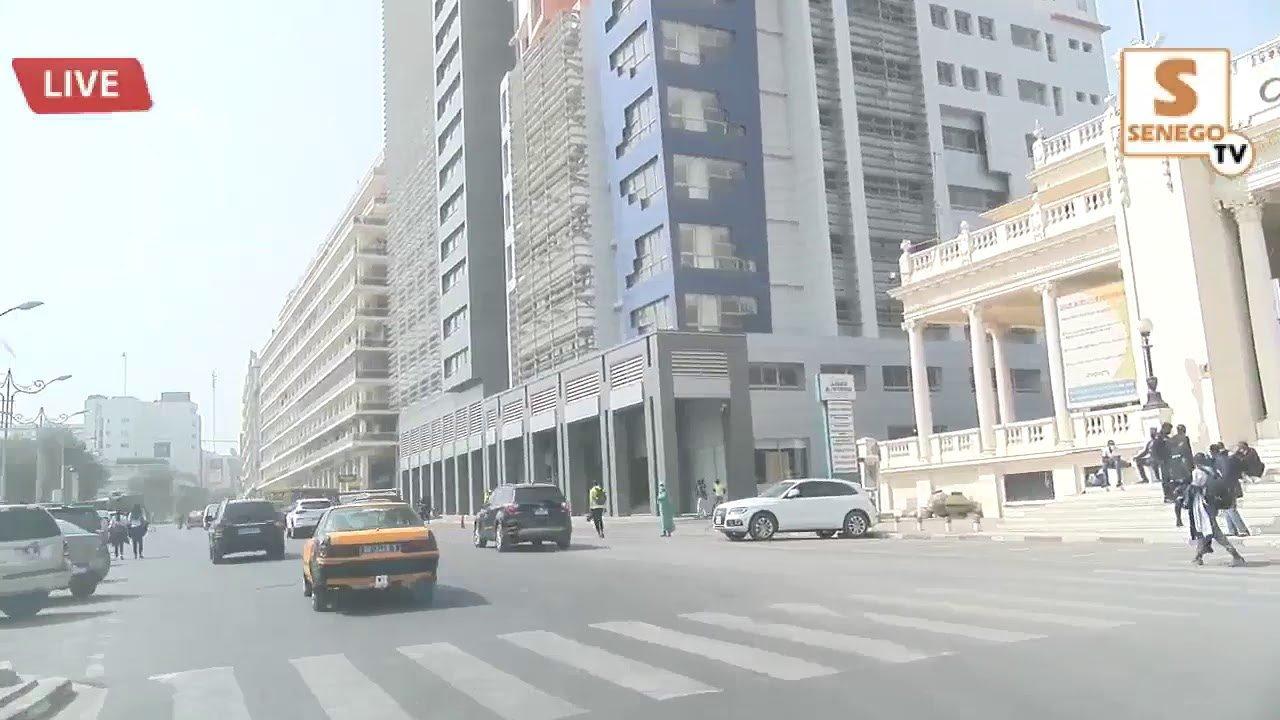 """Direct place de l'Independence : La marche de la """"Coalition du Peuple"""" (Vidéo)ParCheikh Tidiane Kandé 27/02/2021 à 11:56"""