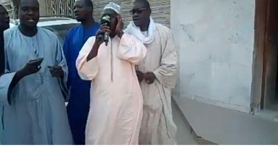 Direct Senego : Serigne Modou Bousso Dieng reçoit Ousmane Sonko !ParAbdou MBOW 25/03/2021 à 15:49