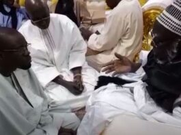 Touba: Serigne Mountakha livre ses vérités à Ousmane Sonko (vidéo)ParAmath DIOUF 12/05/2021 à 21:17